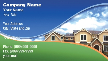 Mortgage Broker Business Cards