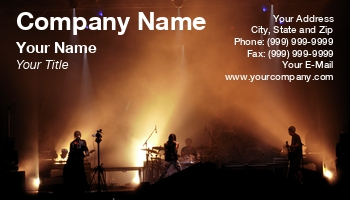 Band manager business cards at114569 colourmoves