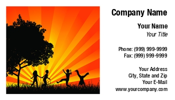 Social worker business cards at118548 colourmoves
