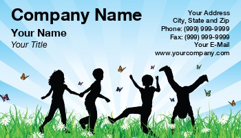 Social worker business cards at118549 colourmoves