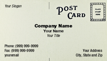 Post office business cards at134096 colourmoves