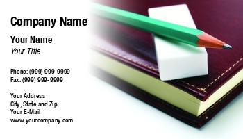 journalist business cards