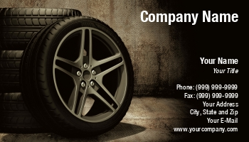 Tire shop business cards arts arts tire repairer business cards colourmoves