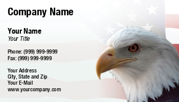 Americas Business Cards