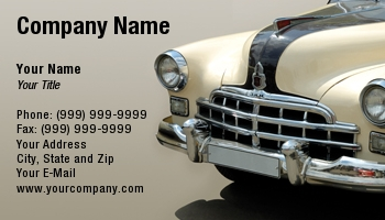 Used car sales business cards at26400 reheart Choice Image