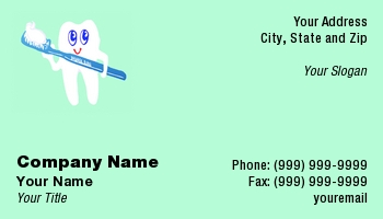 Dental hygienist business cards at223817 colourmoves Gallery