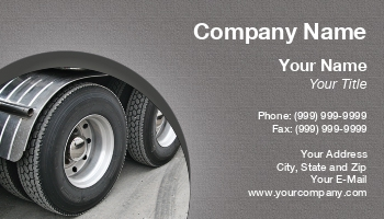 Tire repairer business cards at226042 colourmoves