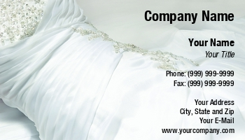 Bridal shop business cards at259347 reheart Images