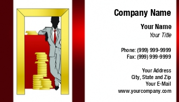 Bill collector business cards at279826 colourmoves