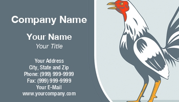 Poultry farm business cards at301452 colourmoves