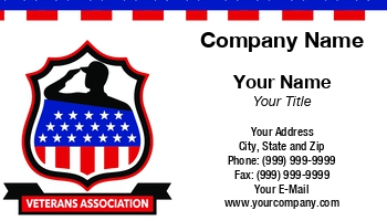 Veteran Business Cards Page 4 Of 21