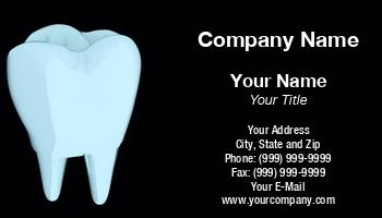 Dental Hygienist Business Cards