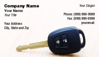 Car Business Cards Page 18 Of 245