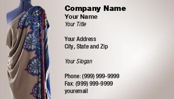 Boutiques Business Cards