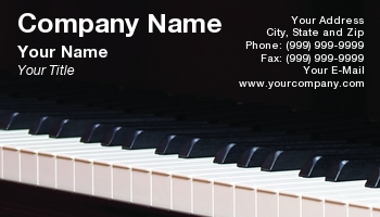 Piano business cards at56385 colourmoves