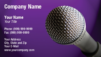 Motivational speaker business cards at65285 colourmoves