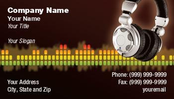 Dj business cards at92577 colourmoves